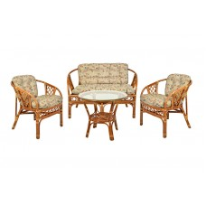 "Плетеный комплект мебели ""Аркадиа"""