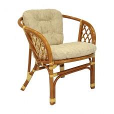 """Кресло плетеное """"Багама"""" (Коньяк)"""