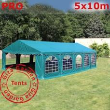 Шатер Giza Garden 5x10м зеленый PRO