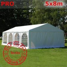 Шатер Giza Garden 5x8м белый PRO