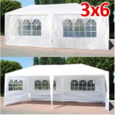 Садовый шатер AFM 1015B white 3x6м