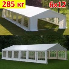Большой шатер павильон 15612A 6х12 White