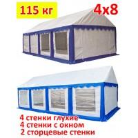 Павильон тент-шатер МИТЕК Гросс 8х4