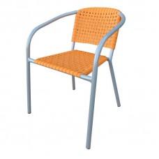 Стул пластиковый XRB-035E Orange