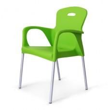 Стул пластиковый XRF-065-BG Green