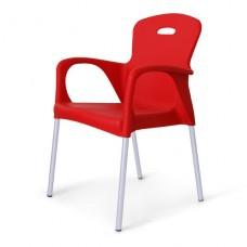 Стул пластиковый XRF-065-BR Red
