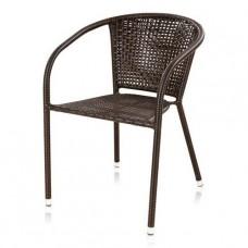 Плетеное кресло Y137B-W51 Brown