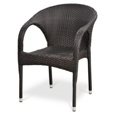 Плетеное кресло Y290W-W2390 Brown