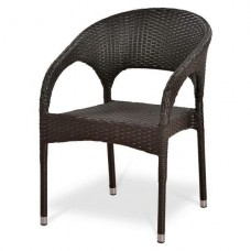 Плетеное кресло Y90C-W51 Brown
