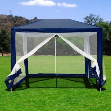 Садовый шатер с сеткой AFM-1061NB Blue (2х3)