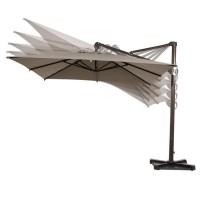 Зонт для кафе AFM-3x3-Beige