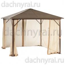 Садовая беседка павильон  «Классик» 3х3,65