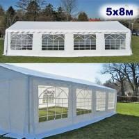 Большой шатер павильон AFM 1032W 5х8м