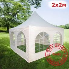 Шатер Пагода Giza Garden 2х2м белый