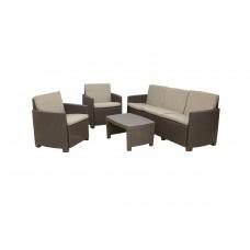 Комплект мебели из искусственного ротанга Monako