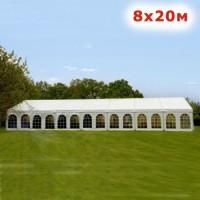 Шатер павильон Giza Garden 8x20м PRO