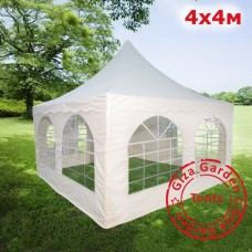 Шатер пагода 4х4м белый