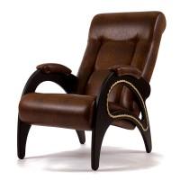 Кресло для отдыха, модель 41 экокожа