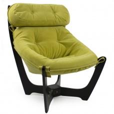 Кресло для отдыха,  Модель 11 ЛЮКС (ткань Эйфория)