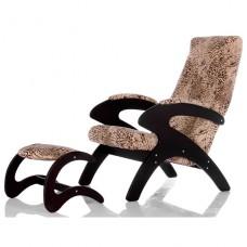 Кресло для отдыха Блюз-3 с банкеткой Блюз-4