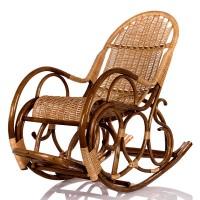 Кресло-качалка плетеное Ведуга