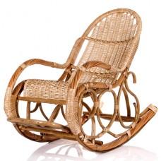 Кресло-качалка плетеное Калитва