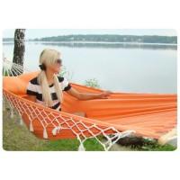 Гамак TANGO с чехлом для подушки (Бразилия) цвет оранжевый
