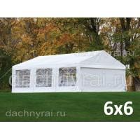"""Большой шатер """"Супер"""" 6 х 6 м (Gazebo) YTCP30086"""