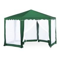 Тент шатер с москитной сеткой Green Glade (1003)