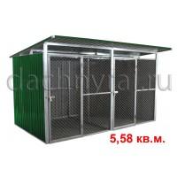 Вольер DH002 для 2-х собак