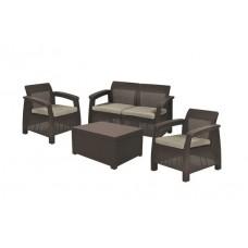 Комплект мебели Corfu box set (Корфу со столом-коробом)