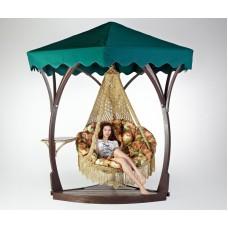 Подвесное кресло-гамак Леда №10 полиамид (без каркаса)