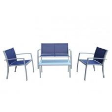 Комплект мебели кофейный аквамарин