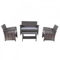 Набор мебели Лондон 2 кресла, диван, стол