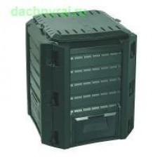 Компостер Prosperplast Compogreen 380л. зеленый