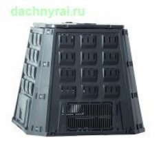 Компостер Prosperplast Evogreen 420л. черный