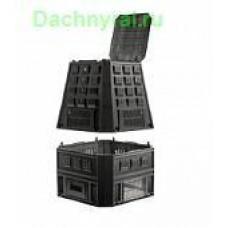 Компостер Prosperplast Evogreen 850 л чёрный (простая упаковка)