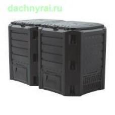 Компостер Prosperplast Module 800л. черный