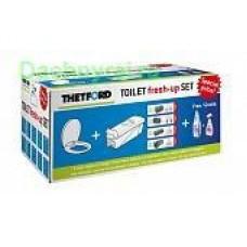 Кассета для кассетного туалета C200CW (промо-набор)