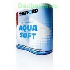 Туалетная бумага  для биотуалетов AQUA SOFT (12)