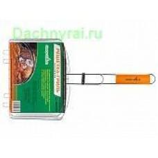 Двойная объемная решетка-гриль 7004(12 шт)