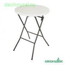 Стол складной барный Green Glade F080