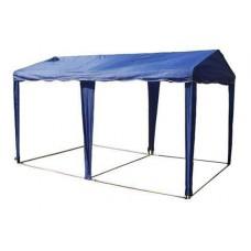 ШАТЕР-БЕСЕДКА МИТЕК 5 х 2,5, усиленный каркас, без стенок, синий