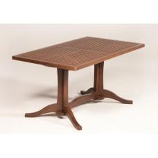 Стол деревянный прямоугольный Леда