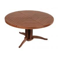 Стол деревянный круглый 1.5 Леда
