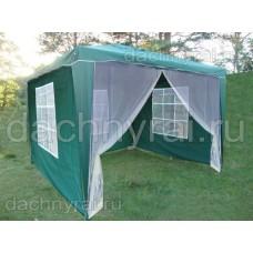 Комплект для шатра 3х3м - 3 стенки + 1 москитная