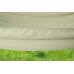 Гамак с планкой материал канвас серый