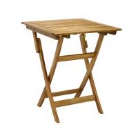 Садовый деревянный стол  FINLAY 13186, акация