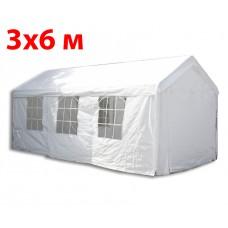 Шатер тент 3x6 м белый