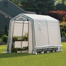 Теплица ShelterLogic 1,8x2,4x2м со светорассеивающим подгибающимся тентом